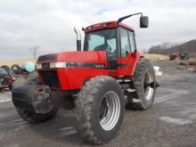 Case IH 8940 Tractor MFWD