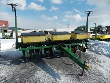 John Deere 7200 6 row Corn Plan