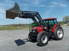 Case IH 7240 Tractor with MFWD