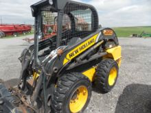New Holland LX885 Turbo Skid St
