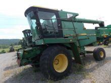 Used John Deere 7720 Combine