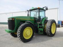 John Deere 8300 MFWD Tractor