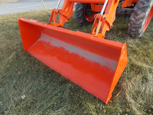 Kubota M8540DT Tractor with Loa