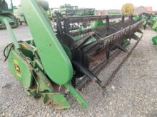 John Deere 215 Grain Head