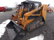 2006 Case 420CT Skid Steer