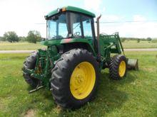 John Deere 8110 MFWD Tractor
