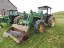 John Deere 2955 MFWD Tractor wi