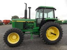 John Deere 4455MFWD Tractor