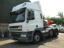 2010 DAF FTG CF 85-460
