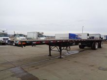 1998 Transcraft Flatbed