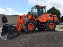 New 2016 DOOSAN DL25