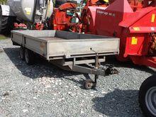 "Bateson 14'x6'6"" platform trail"