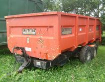 Griffiths 8 ton silage