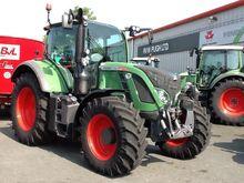 New Fendt 716 tractor