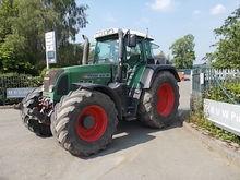 Fendt 820 Tractor