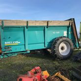 Rolland V2160 Muck Spreader