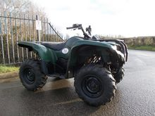 Yamaha 550 Grizzly ATV
