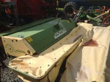 Krone AM283 Mounted Mower Condi