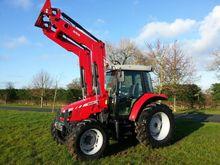 Massey Ferguson MF 5455 Tractor