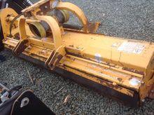 Teagle Dual 285 mower / flail t