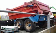 Marshall 14T dump trailer