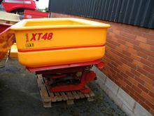Teagle XT48 fertiliser spreader