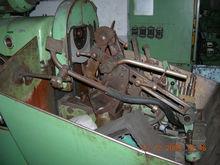 Sharpening machine for centers