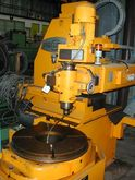 Rounding machine for conic coup