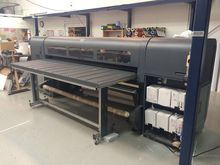 HP FB700 No.2 UV printer + 3m t