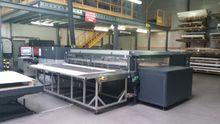 2012 HP FB7600 UV printer