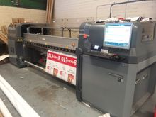 2011 HP LX600 R2R Latex printer