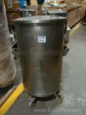 200 L stainless steel tank / St