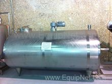 Savery 1000 Gallon Stainless St