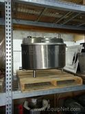 Stainless Steel 120 Gallon Tank
