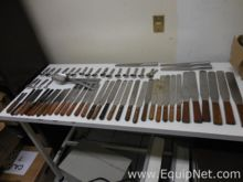 Lot of Glass, Plastic and Stain
