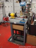 Lot of Machine Shop Tools Mount