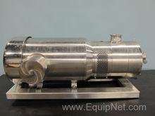 Stainless Steel 25 HP Homogeniz