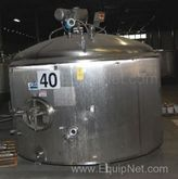 APV Crepaco 2000 Gallon Stainle