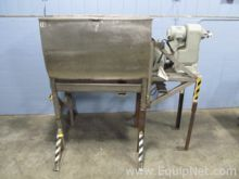 Used 50 Cu Ft Stainl