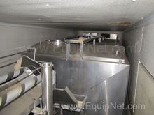 Four Compartment Stainless Stee