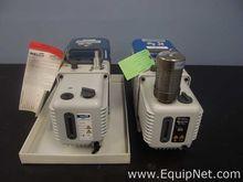 Lot of 2 Vacuum Pumps