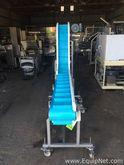 Cleated Incline Conveyor
