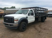 2009 Ford F-550 Super Duty