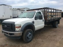 2009 Ford F-5550 Super Duty