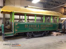 Trolley Coach 18 Vintage Railro