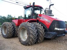 2015 CASE IH STEIGER 620 HD