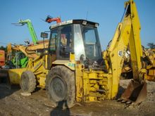 1995 Benati 2.19 Rigid Backhoes