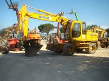2001 Fiat-Hitachi EX165W Wheele