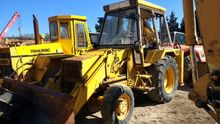 1984 JCB 3cx Rigid Backhoes