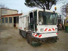 1992 Mathieu C5000 Sweeper